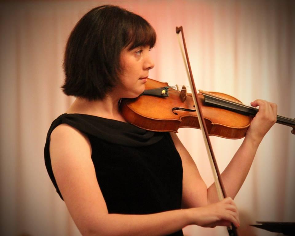 Emiko Wennerholt, RCO Concertmaster
